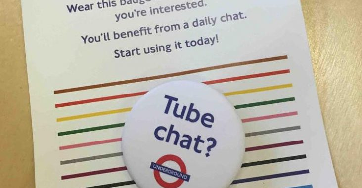 TFL-encourages-tube-travellers-to-chat