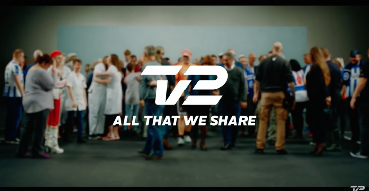 TV2 Danmark lunch ad All That We Share
